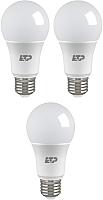 Набор ламп ETP A70 15W E27 3000K -