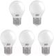 Набор ламп ETP G45 5W E27 4000K -