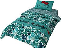 Комплект постельного белья Нордтекс Hello Kitty HK 1551 20025+8370/2 -