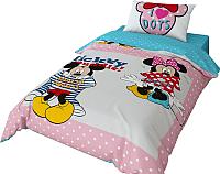 Комплект постельного белья Нордтекс Minni 1551 20023+8368/2 -
