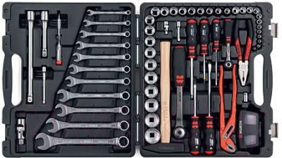 Универсальный набор инструментов Wurth 096593120 -