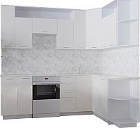 Готовая кухня Артём-Мебель Виола СН-114 ДСП 2.6 Правая (сосна арктическая) -