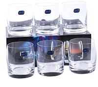 Набор бокалов для виски Bohemia Crystal Ideal 25015/290 (6шт) -