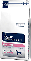 Корм для собак Advance VetDiet Atopic Care (12кг) -