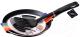 Блинная сковорода Peterhof PH-25357-22 (с лопаткой) -