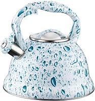 Чайник со свистком Peterhof PH-15643 -