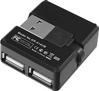 USB-хаб Ginzzu GR-414UB -