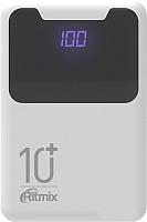 Портативное зарядное устройство Ritmix RPB-10005 (White) -
