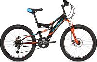 Велосипед Stinger Highlander D 24SFD.HILANDISC.14BK8 -
