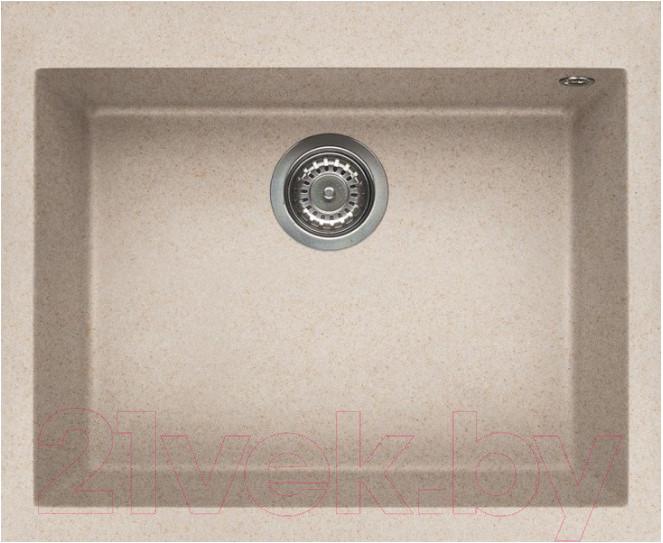 Купить Мойка кухонная Elleci, Quadra 110 Avena G51 / LGQ11051, Италия, искусственный гранит