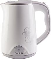 Электрочайник Galaxy GL 0301 (белый) -