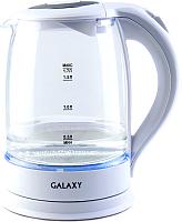 Электрочайник Galaxy GL 0553 (белый) -