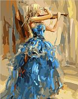 Картина по номерам Picasso Мелодия скрипки (PC4050336) -