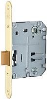 Защелка врезная с фиксацией Arni 170 SG овальная (пластик) -