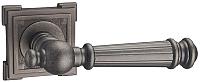 Ручка дверная Arni Амарант Ant/Silver / КВ Z1869E34 -