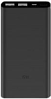 Портативное зарядное устройство Xiaomi Mi Power Bank 2s 10000mAh VXN4230GL (черный) -