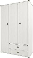 Шкаф Anrex Magellan 3DG2S (сосна винтаж) -