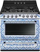 Плита газовая Smeg TR90DGM9 -