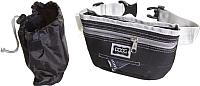 Сумка для дрессуры DOOG Medium / TP03b (черный/серый) -