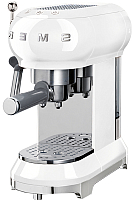 Кофеварка эспрессо Smeg ECF01WHEU -