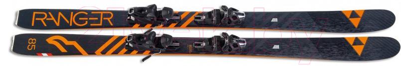 Купить Горные лыжи Fischer, Ranger 85 Tpr / A17318 (р.173), Китай
