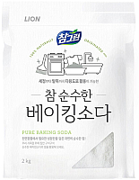 Универсальное чистящее средство Lion Chamgreen для поверхностей (2кг, мягкая упаковка) -