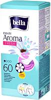 Прокладки ежедневные Bella Panty Aroma Fresh Breathable (60шт) -