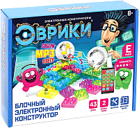 Набор для опытов Эврики MP3 плеер / 358437 -