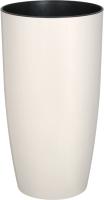 Вазон Алеана Альфа 115043 (белая роза) -