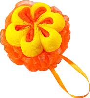 Мочалка для тела Cupellia SPA Цветок / 9005 -
