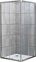 Душевой уголок Mowe Bonum A-1204-C (90x90, прозрачное стекло) -