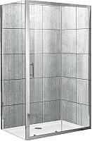 Душевой уголок Mowe Bonum KS-1112-12 (80x120, прозрачное стекло) -