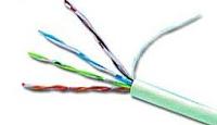 Кабель Cablexpert UPC-5004E-SOL/100 (100м, серый) -