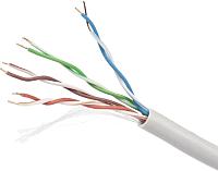 Кабель Cablexpert UPC-5051E-SOL/100 (100м, серый) -