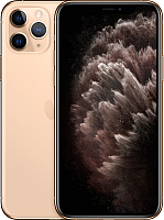 Смартфон Apple iPhone 11 Pro 256GB / MWC92 (золото) -