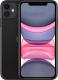 Смартфон Apple iPhone 11 64GB / MWLT2 (черный) -