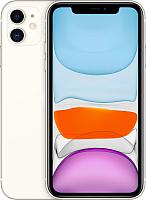 Смартфон Apple iPhone 11 64GB / MWLU2 (белый) -