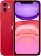 Смартфон Apple iPhone 11 64GB / MWLV2 (красный) -