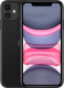 Смартфон Apple iPhone 11 128GB / MWM02 (черный) -
