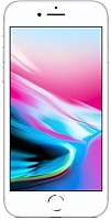 Смартфон Apple iPhone 8 128GB / MX172 (серебристый) -