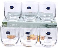 Набор стаканов Bohemia Crystal Uma 25287/330 (6шт) -