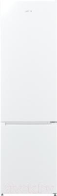Холодильник с морозильником Gorenje NRK621PW4