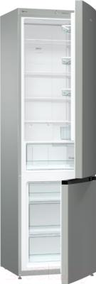 Холодильник с морозильником Gorenje NRK621PS4