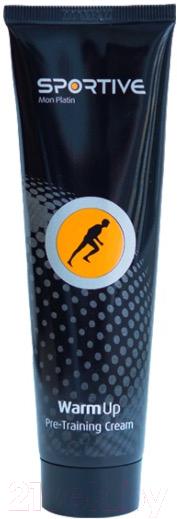 Купить Крем для тела Mon Platin, Разогревающий для подготовки тела к физическим занятиям (100мл), Израиль