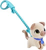 Мягкая игрушка Hasbro FurReal Friends Walkalots Маленький питомец. Котик / E3503 -