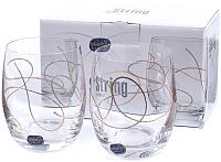 Набор стаканов Bohemia Crystal String 25180/QH013/300-2 (2шт) -