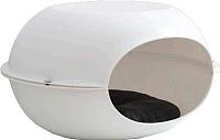 Лежанка для животных MP Bergamo Luna Bianco 24.13BN06 (белый) -