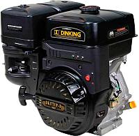 Двигатель бензиновый Dinking DK270F (W shaft) -