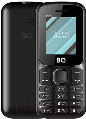Мобильный телефон BQ Step+ BQ-1848 (черный)