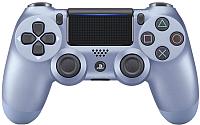 Геймпад Sony Dualshock 4 / PS719949602 (титановый синий) -